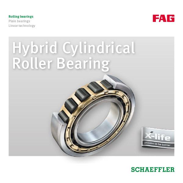 Hybrid Cylindrical Roller Bearing