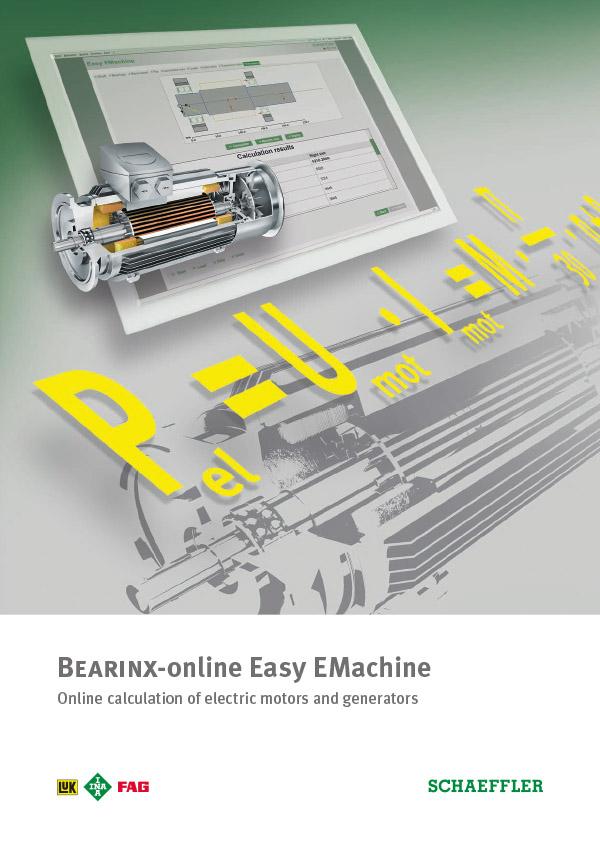 Bearinx-online Easy E Machine